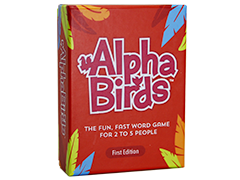 AlphaBirds: First Edition